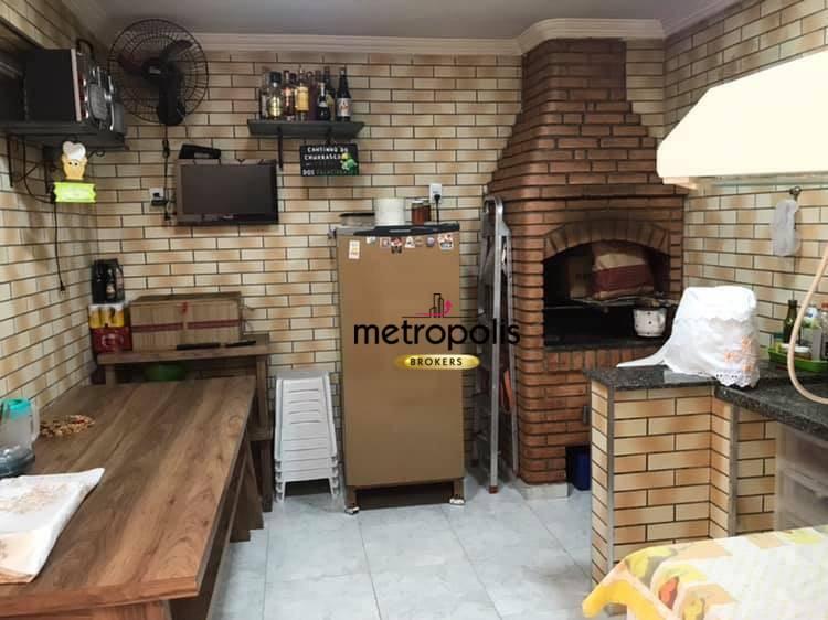 Sobrado à venda, 167 m² por R$ 750.000,00 - Cerâmica - São Caetano do Sul/SP