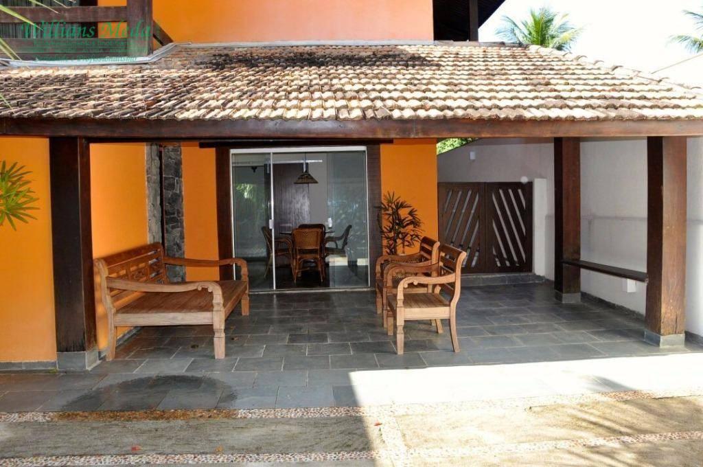 Sobrado com 4 dormitórios à venda, 315 m² por R$ 800.000,00 - T Pequeno - São Sebastião/SP
