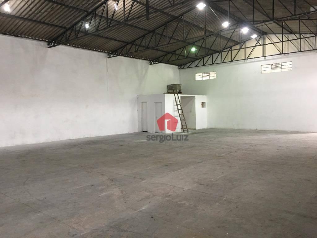 Barracão para Locação - Hauer