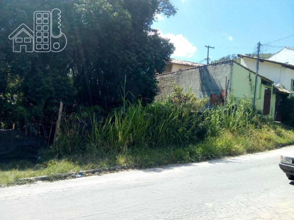 Área à venda, 4000 m² por R$ 1.200.000 - Pendotiba - Niterói/RJ