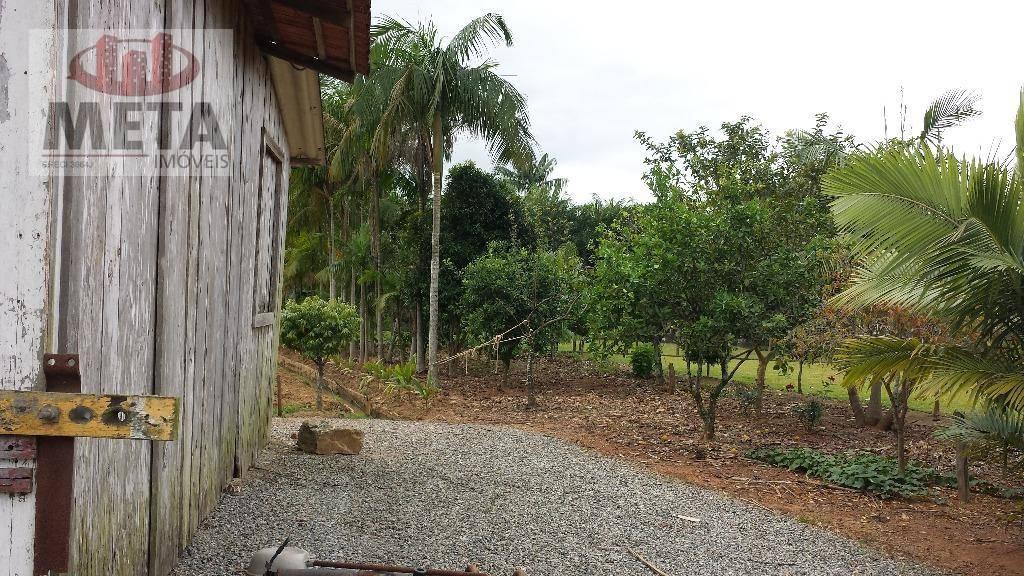 Fazenda/sítio/chácara/haras com 3 Dormitórios à venda, 17.647 m² por R$ 2.000.000,00