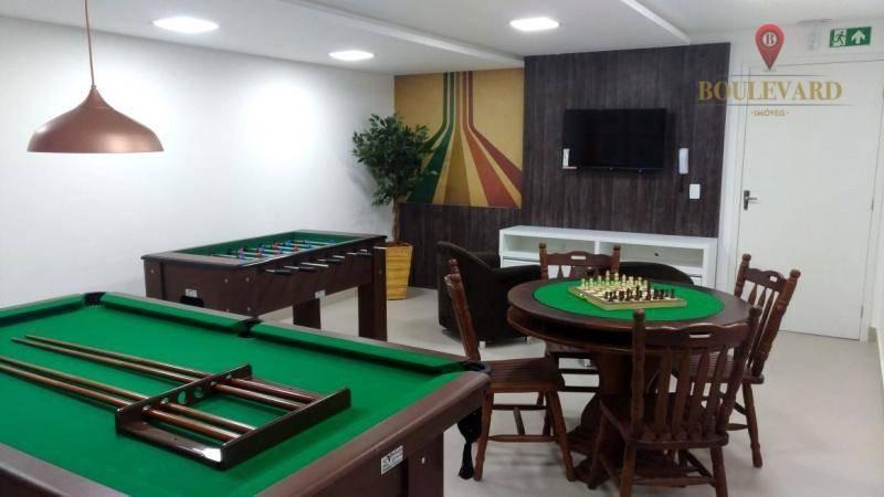 Apartamento Club Novo Vende no Jardim Iruama em Campo Largo