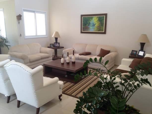 Casa 4 Dorm, Condomínio Vila Franca, Paulinia (CA1563) - Foto 2