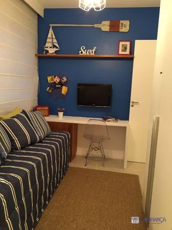 lindo apartamento com dois quartos sendo um suíte no recreio dos bandeirantes, vaga de garagem própria,...