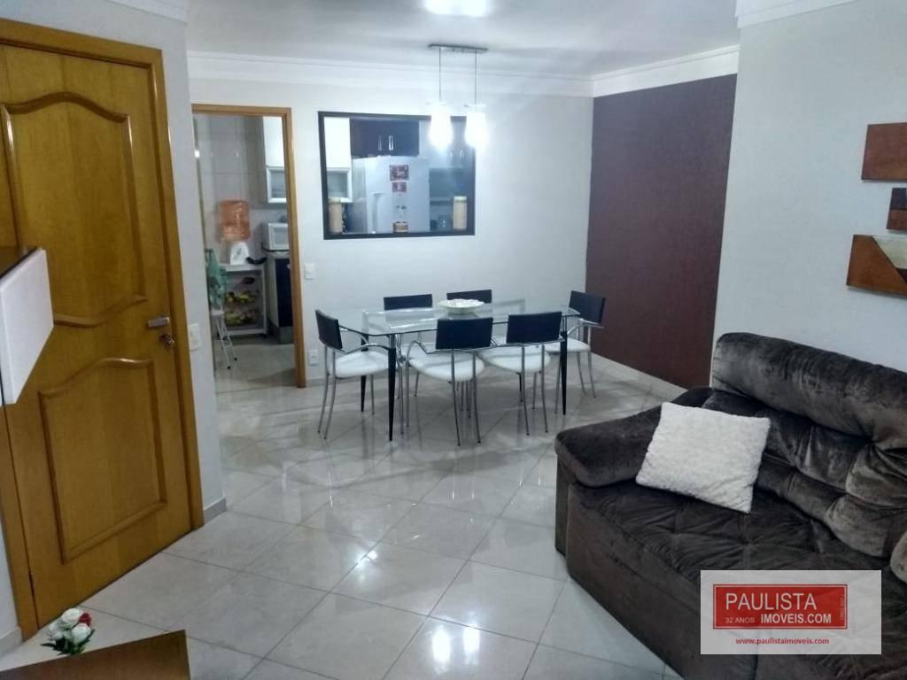 Apartamento com 3 dormitórios à venda, 102 m² por R$ 800.000 - Alto da Boa Vista - São Paulo/SP