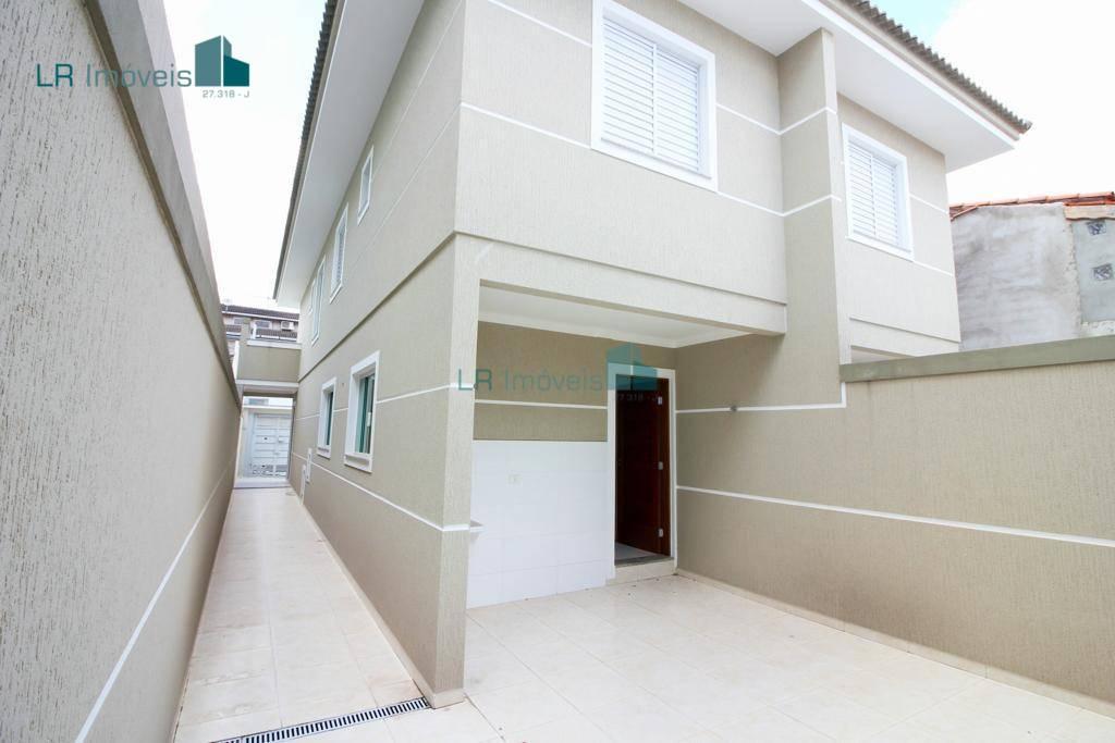 Sobrado com 3 dormitórios à venda, 115 m² por R$ 530.000,00 - Parque Renato Maia - Guarulhos/SP