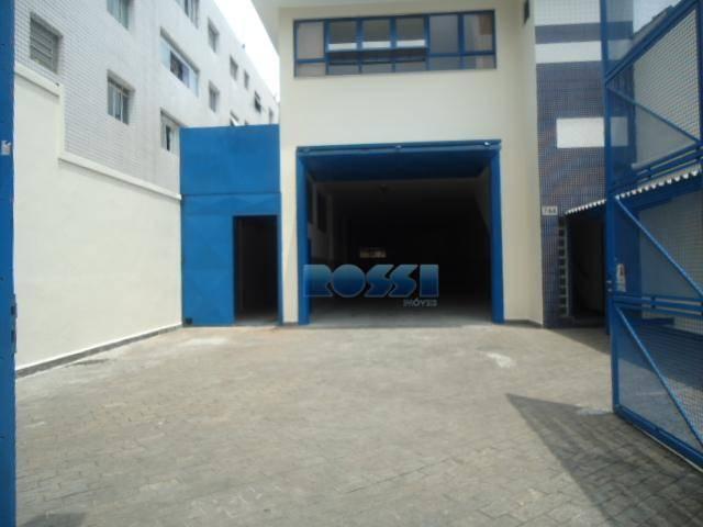 Prédio comercial para locação, Moóca, São Paulo.