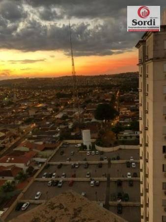 Apartamento à venda, 68 m² por R$ 260.000,00 - Ipiranga - Ribeirão Preto/SP