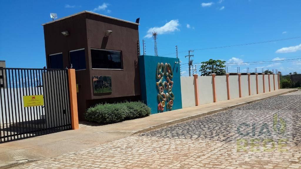 Apartamento com 2 dormitórios à venda, 57 m², MCMV, Planalto Treze de Maio - Mossoró/RN