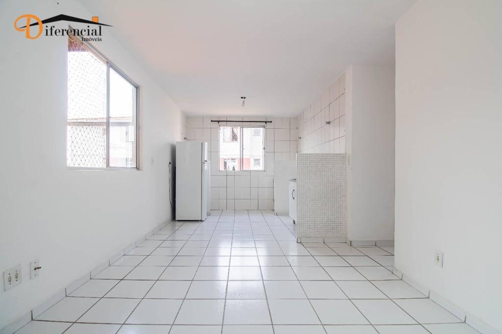 Apartamento à venda, 43 m² por R$ 120.000,00 - Cidade Industrial - Curitiba/PR