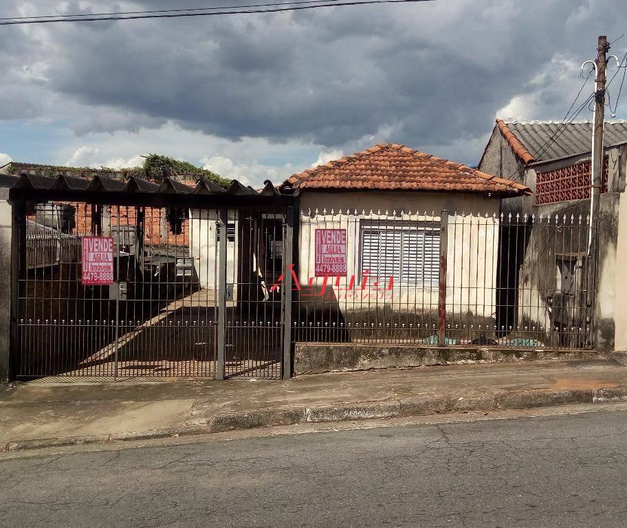 Casa Residencial à venda, Vila Clarice, Santo André - CA0146.