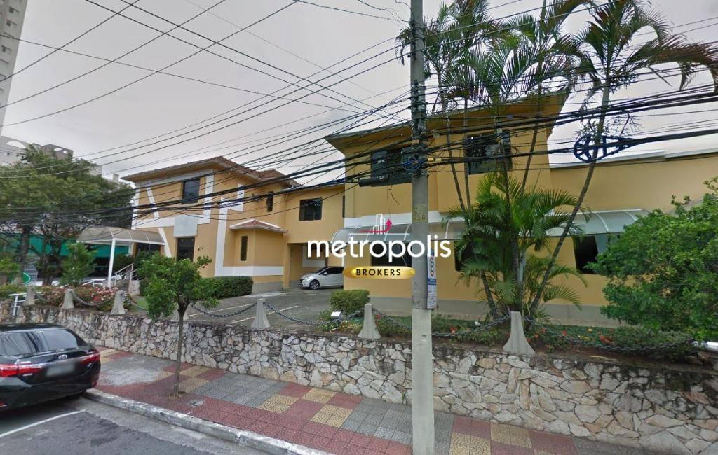 Sobrado para alugar, 230 m² por R$ 6.000/mês - Centro - São Caetano do Sul/SP