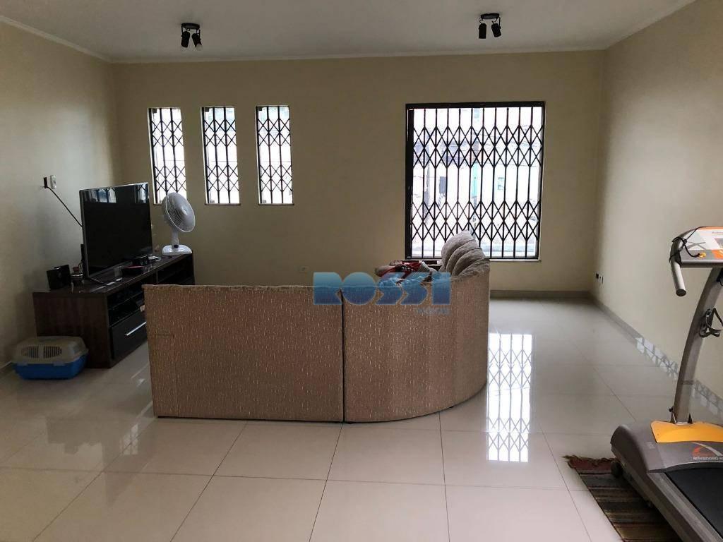 Sobrado residencial à venda, Vila Bertioga, São Paulo.