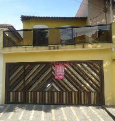 Sobrado Residencial à venda, Vila Curuçá, Santo André - SO0137.