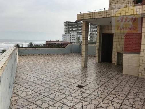 Apartamento com 1 dormitório à venda, 50 m² por R$ 150.000,00 - Jardim Praia Grande - Mongaguá/SP