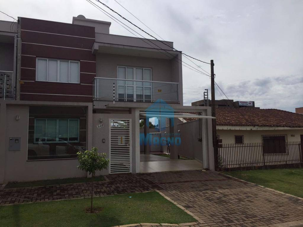 Sobrado residencial à venda, Cancelli, Cascavel - SO0009.