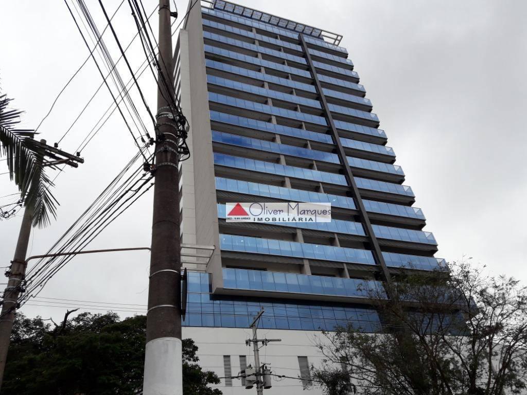 Sala para alugar, 27 m² por R$ 1.000/mês  Rua Anselmo Pedro Medeiros, 253 - Vila Campesina - Osasco/SP