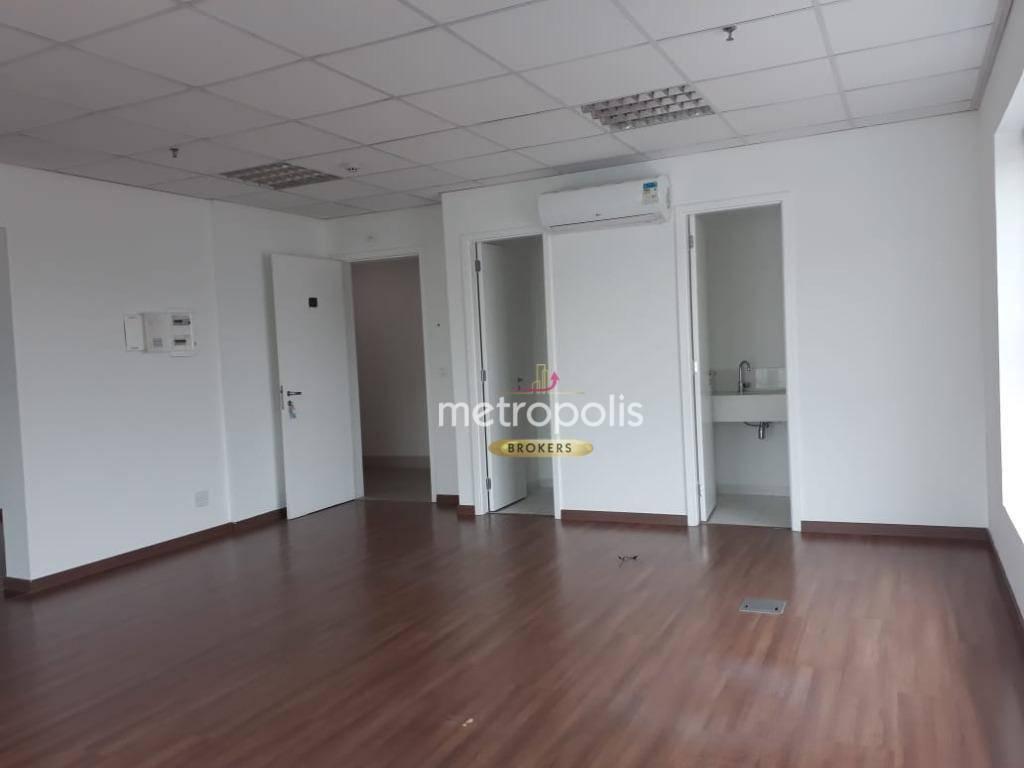 Sala para alugar, 39 m² por R$ 1.750,00/mês - Santo Antônio - São Caetano do Sul/SP