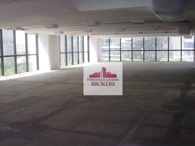 Conjunto para alugar, 370 m² por R$ 18.500/mês - Vila Olímpia - São Paulo/SP