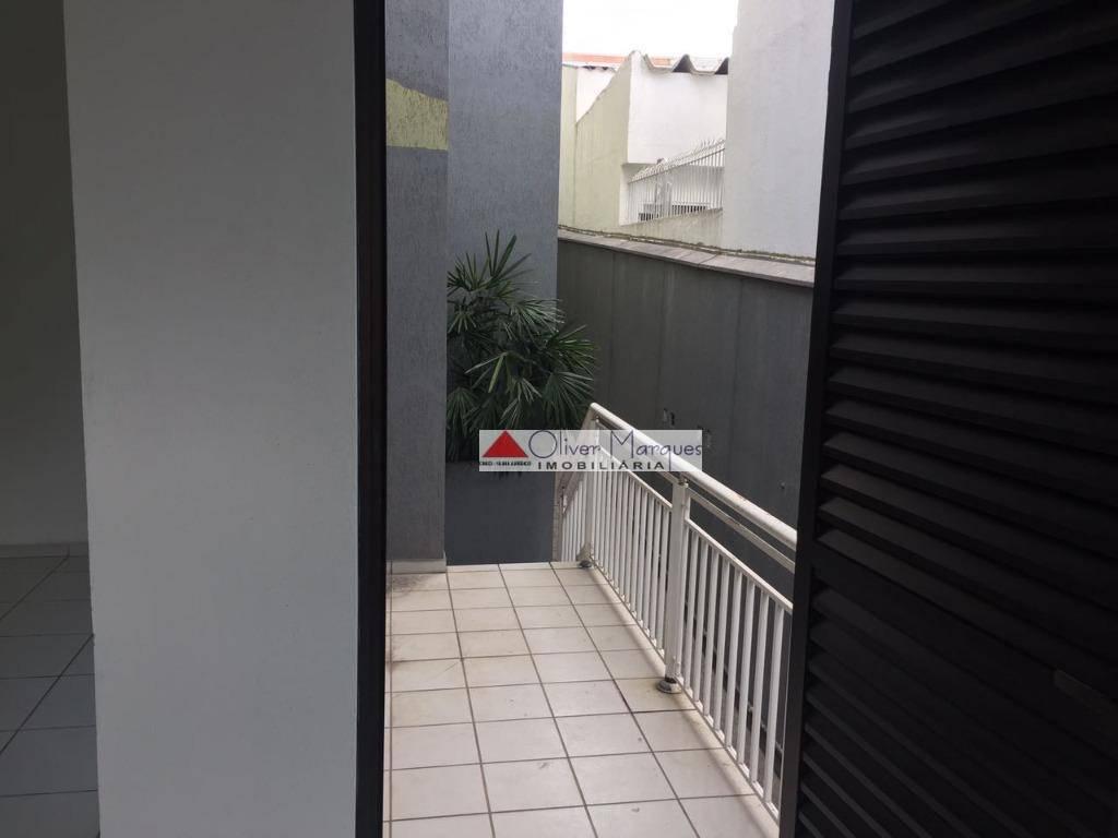 Prédio para alugar, 370 m² por R$ 16.600/mês  Rua Nelson Camargo, 370 - Centro - Osasco/SP