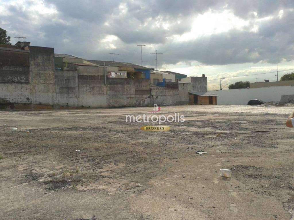 Terreno para alugar, 2630 m² por R$ 5.900/mês - Taboão - São Bernardo do Campo/SP
