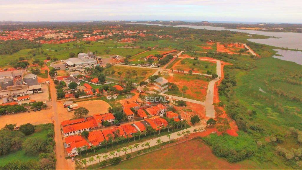 Terreno à venda, 312 m², condominio vilas do lago, financia - Lagoa Redonda - Fortaleza/CE
