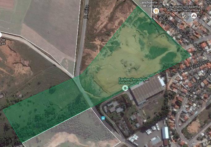 Terreno, Jardim Campo Grande, Campinas (AR0669)