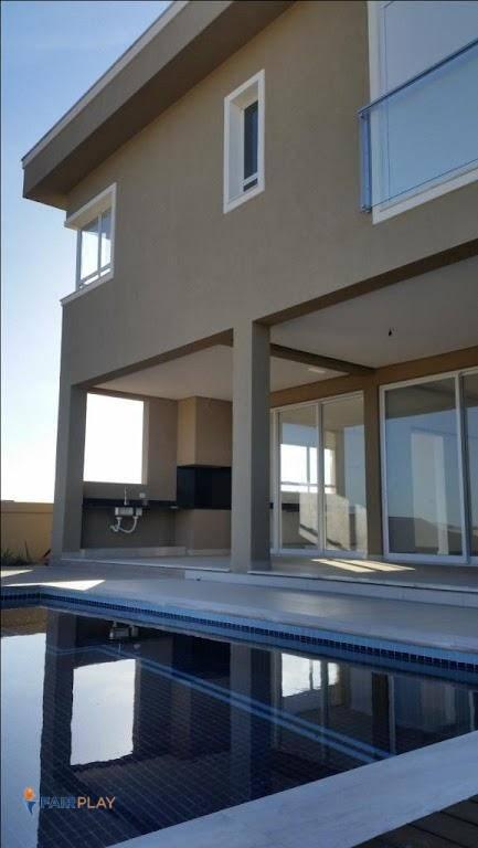 Casa Condomini Alphaville 4 Dorm 4 Suites 8 Vagas 469M