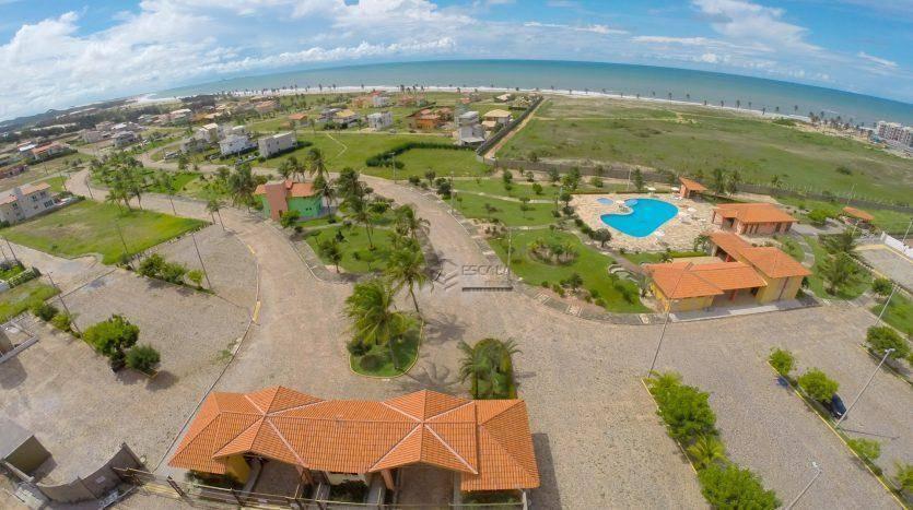 Lote à venda, 407 m² , Summerville Cumbuco,por R$ 160.000 - Cumbuco - Caucaia/CE