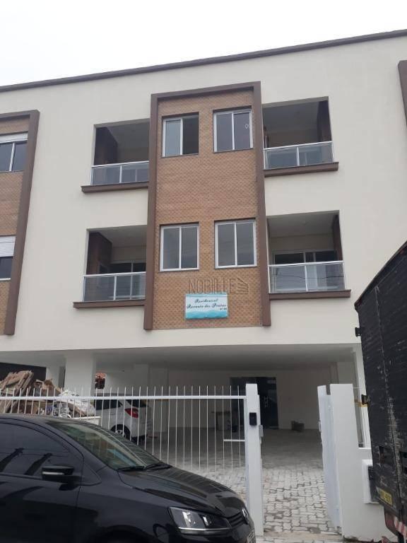 Apartamento com 2 dormitórios para alugar por R$ 1.290/mês - Ingleses - Florianópolis/SC