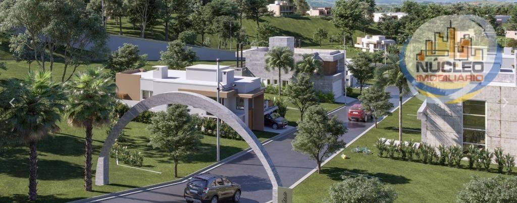 Terreno em condomínio à venda, 361 m² por R$ 203.248,13