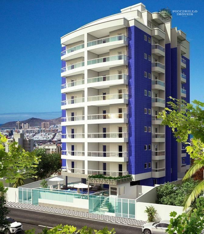 Lançamento, Apartamento 1 dormitório, 44 m², R$ 234 mil, Aviação, Praia Grande/SP Conte sempre conosco!