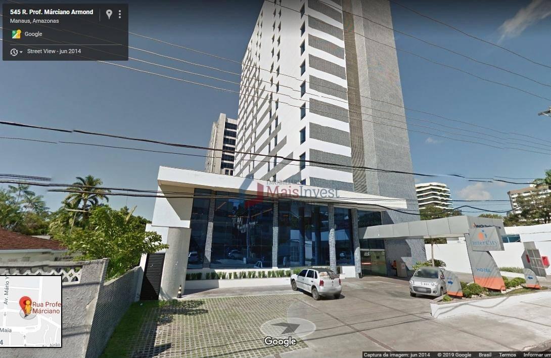 Apartamento com 1 dormitório à venda, 34 m² por R$ 150.000 - Adrianópolis - Manaus/AM