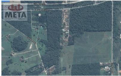 Fazenda/sítio/chácara/haras com 1 Dormitórios à venda, 30.827 m² por R$ 1.850.000,00