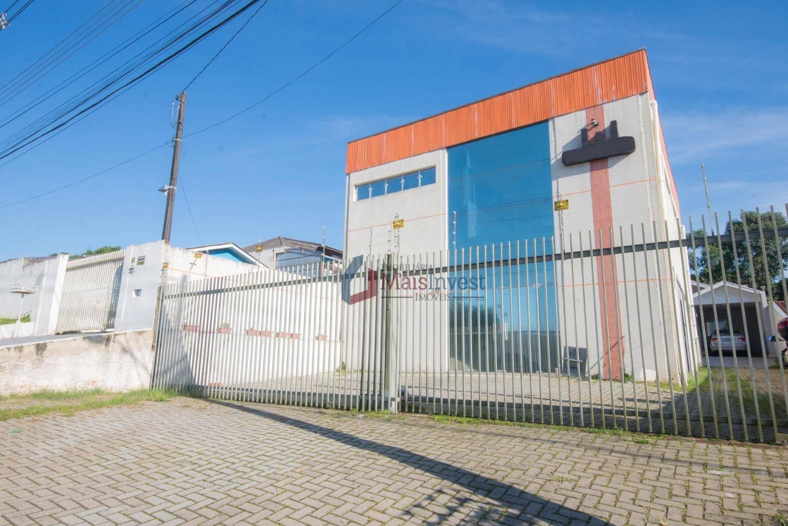 Barracão à venda, 220 m² por R$ 795.000 - Santa Cândida - Curitiba/PR