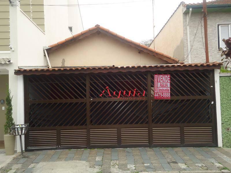 Casa Residencial à venda, Parque Industriário, Santo André - CA0021.