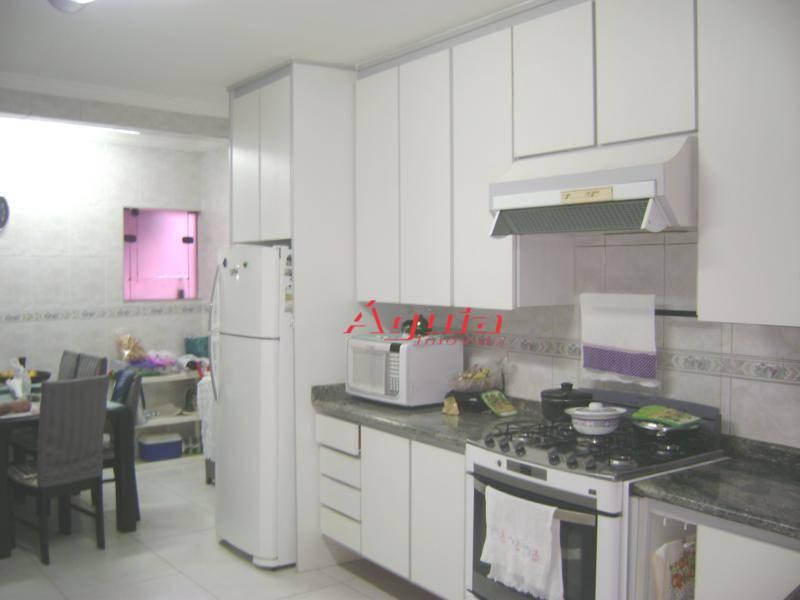 Sobrado Residencial à venda, Jardim Monte Líbano, Santo André - SO0074.