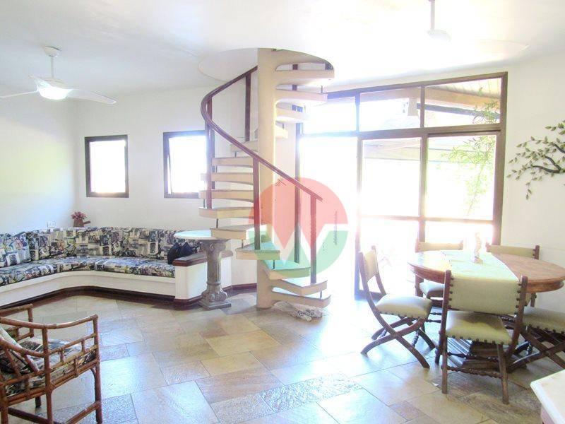 Cobertura residencial à venda, Praia da Enseada, Guarujá - AP2748.