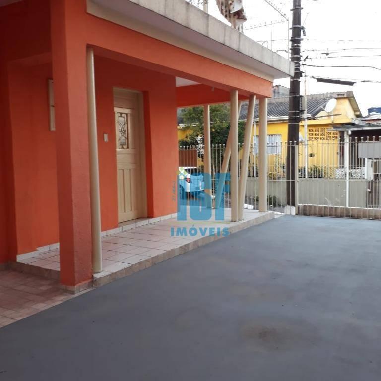 Casa com 2 dormitórios para alugar, 60 m² por R$ 1.400,00/mês - Vila Yolanda - Osasco/SP