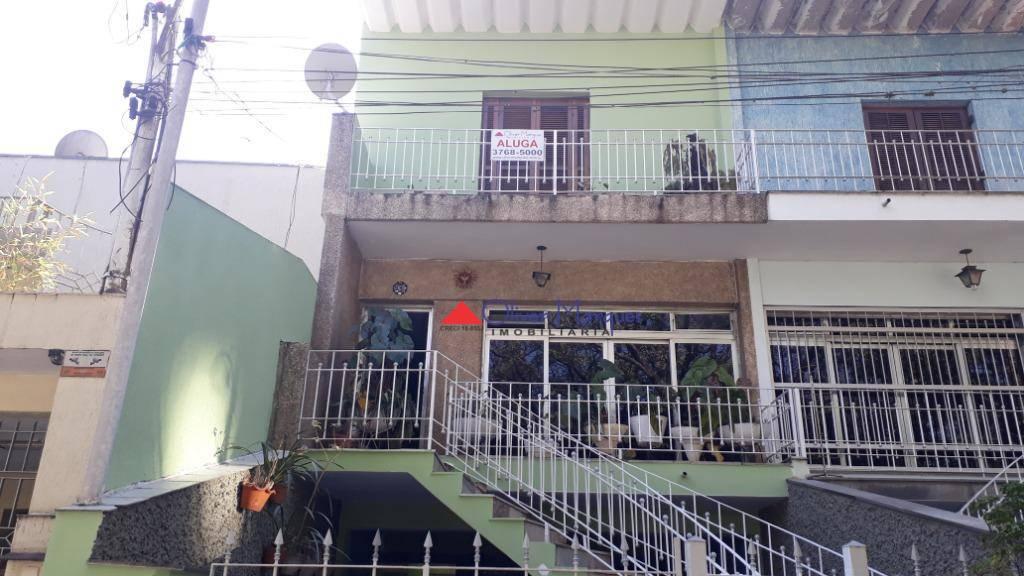 Sobrado para alugar, 150 m² por R$ 3.000,00/mês - Vila Campesina - Osasco/SP