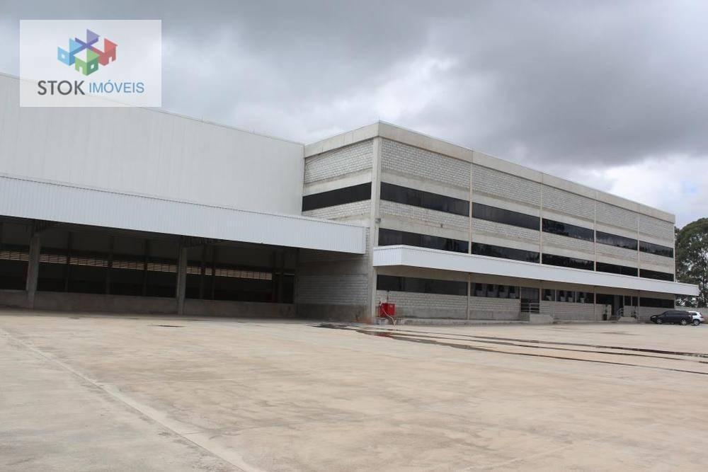 Galpão industrial para locação, Jardim da Glória, Cotia.