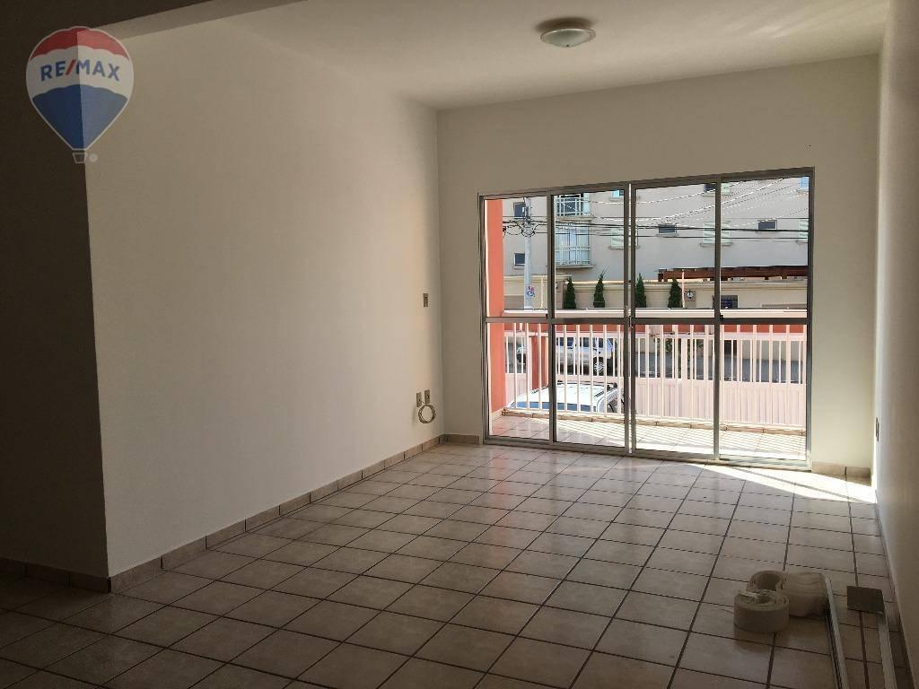 Apartamento residencial para locação, Atibaia Jardim, Atibaia.