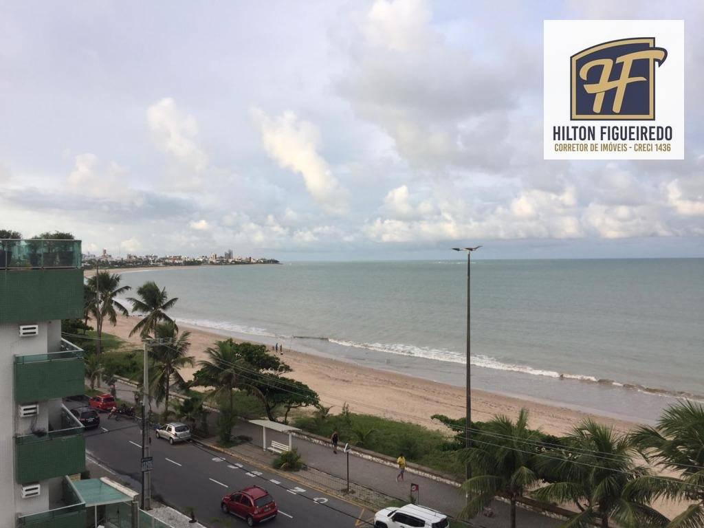Apartamento para alugar, 65 m² por R$ 2.800,00/mês - Manaíra - João Pessoa/PB