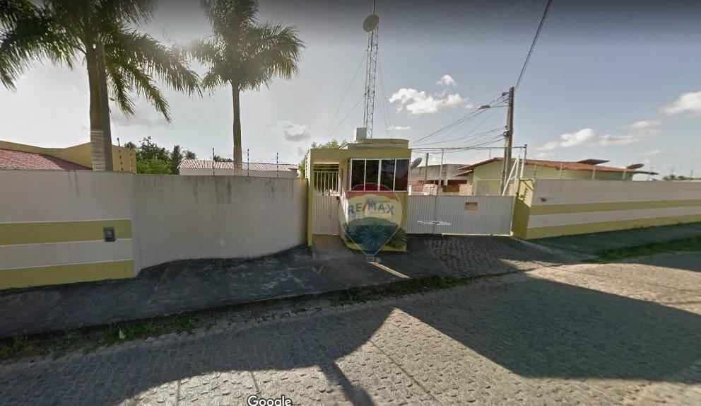 Casa com 2 dormitórios à venda, 55 m² por R$ 100.000,00 - Passagem de Areia - Parnamirim/RN