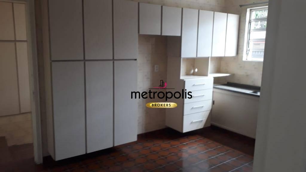 Sobrado com 2 dormitórios para alugar, 81 m² por R$ 1.950,00/mês - Santa Maria - São Caetano do Sul/SP