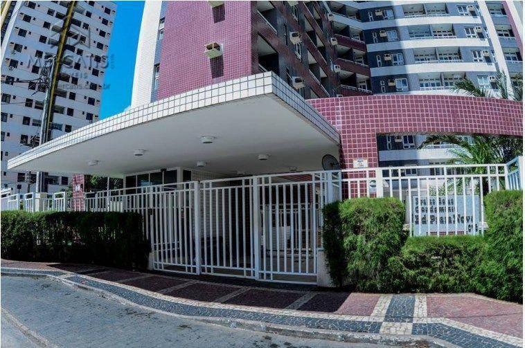 Apartamento à venda | Edifício Praia Nova | Bairro Papicu | Fortaleza (CE) -