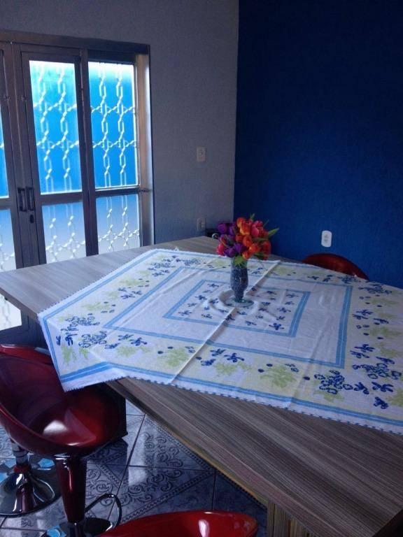 Casa 3 Dorm, Residencial Parque Pavan, Sumare (CA1728) - Foto 8