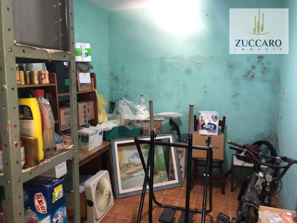 Casa de 3 dormitórios à venda em Vila Augusta, Guarulhos - SP