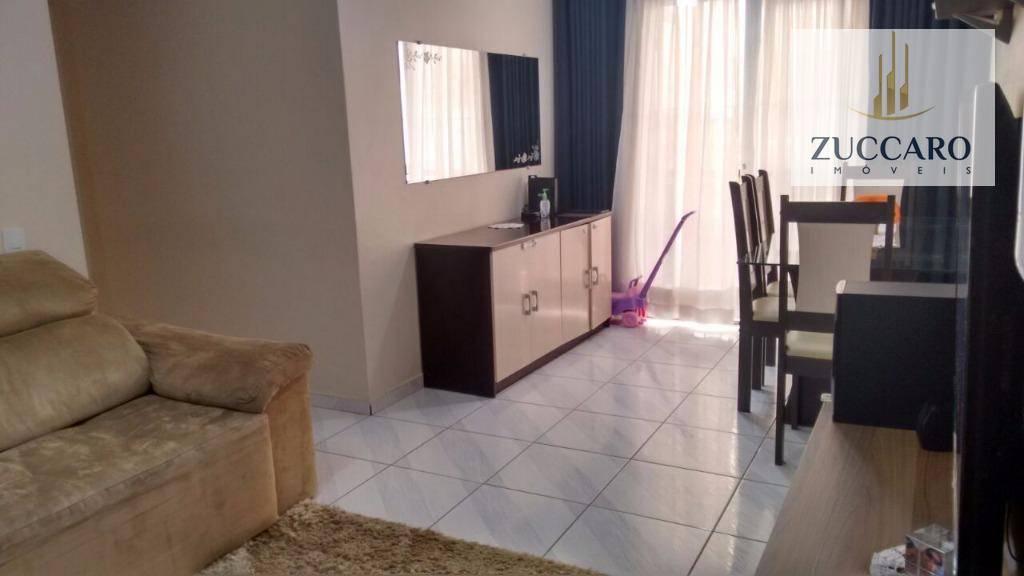 Apartamento de 2 dormitórios à venda em Vila Galvão, Guarulhos - SP