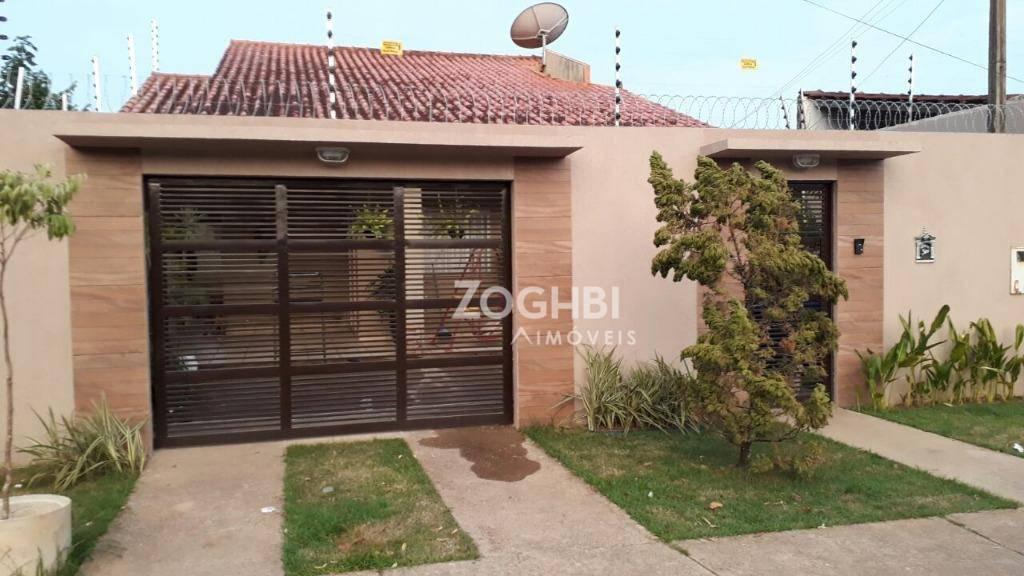 Casa residencial à venda, Embratel, Porto Velho.